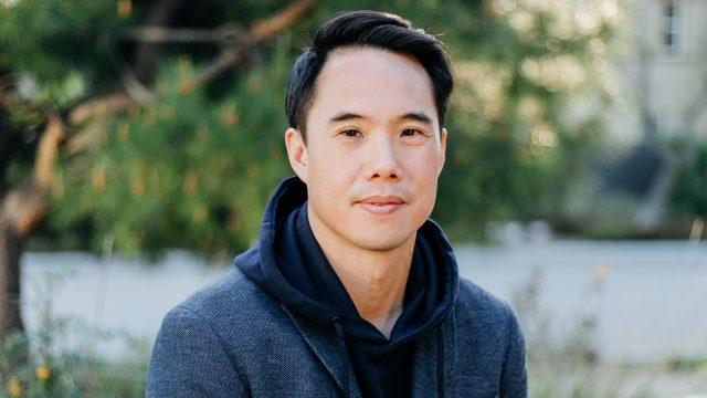 Charles Yu - Photo courtesy of speaker