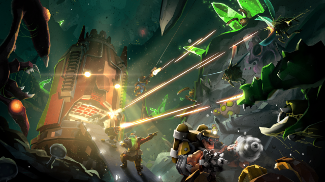 Deep Rock Galactic — Ghost Ship Games / Coffee Stain Publishing