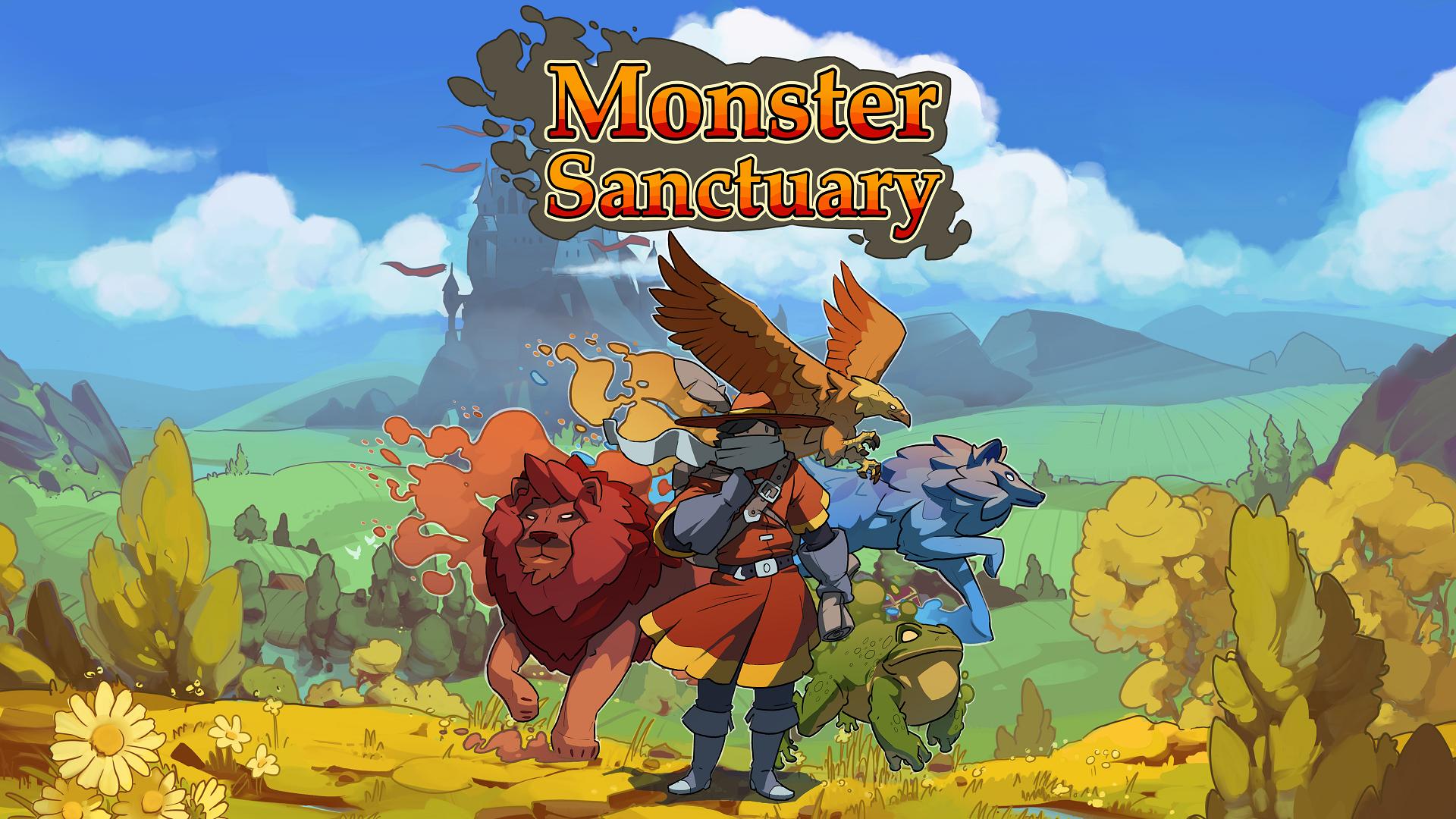 Monster Sanctuary — Moi Rai Games / Team17