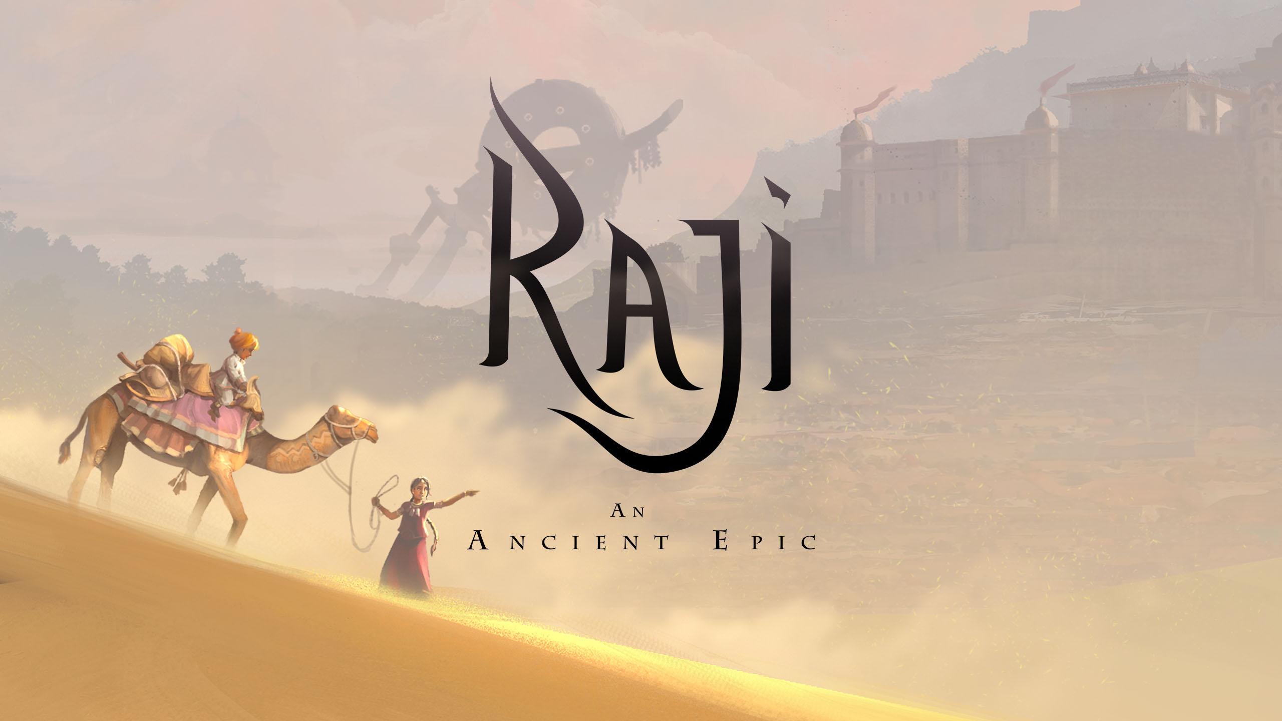 Raji: An Ancient Epic — Nodding Heads Games / Super.com