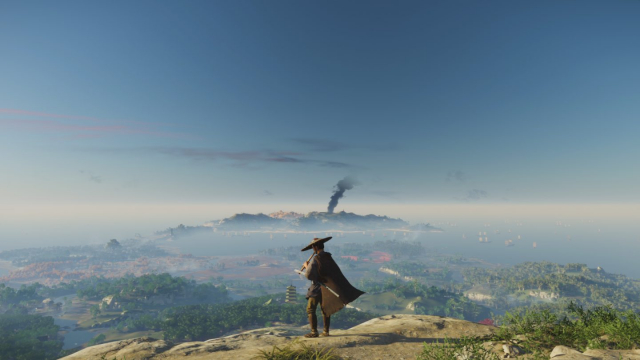 Ghost of Tsushima — Sucker Punch Productions  / Sony Interactive Entertainment