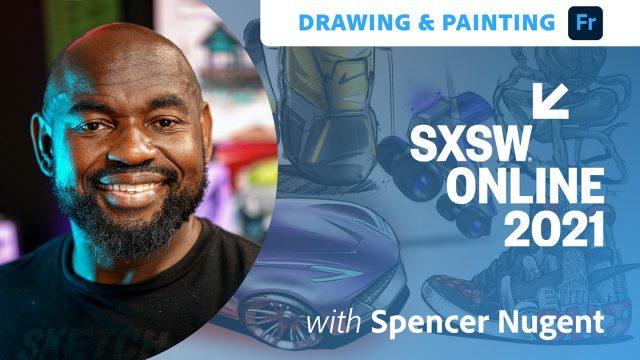 Adobe bring Spencer Nugent to SXSW