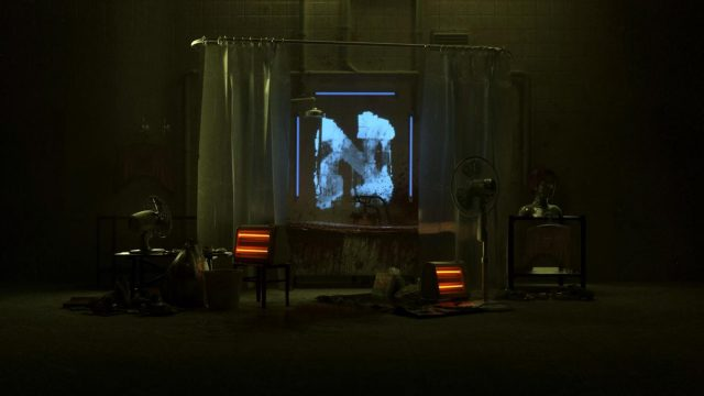 SXSW 2021 Film Aleph Title Sequence