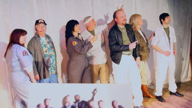 SXSW 2021 Film Alien on Stage - Photo credit Danielle Kummer