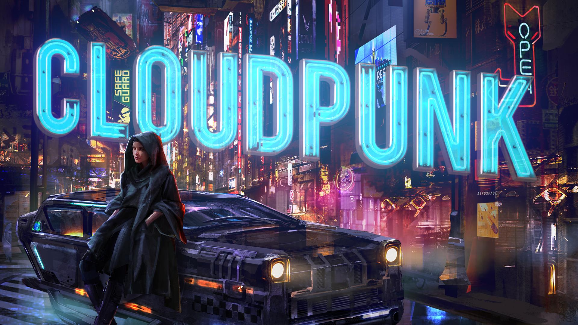 Cloudpunk — Ion Lands