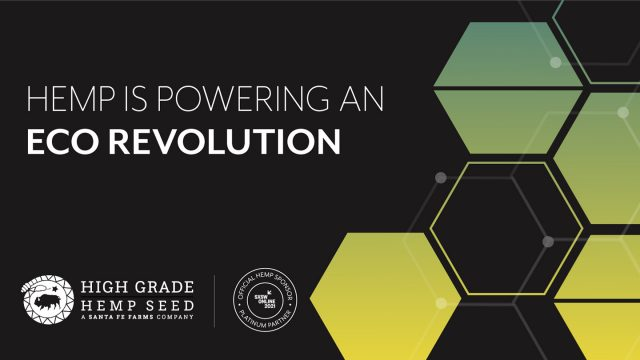 High Grade Hemp Seed - Eco Revolution