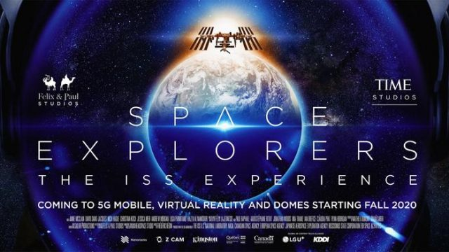 SXSW 2021 Films Space Explorers: The ISS Experience Episode 2: Advance
