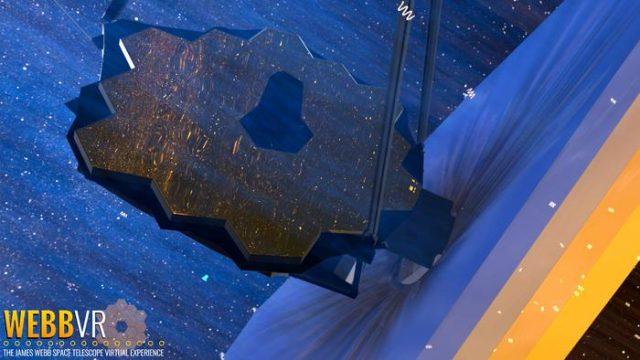 SXSW 2021 Films WebbVR: The James Webb Space Telescope Virtual Experience