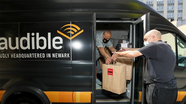 Audible Van