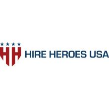 Hired Heroes USA Logo