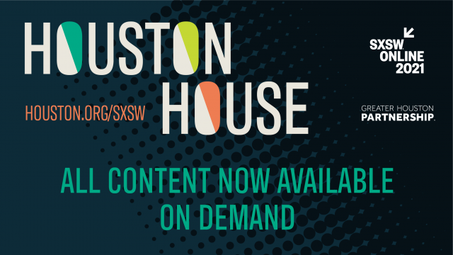 Houston House - Innovation, Diversity Empowering the Global Energy Transition