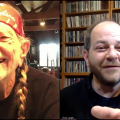 SXSW Keynote Willie Nelson speaks with Andy Langer during SXSW Online on March 17, 2021.