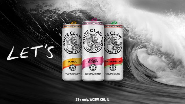 White Claw Hard Seltzer Launches First-Ever Global Campaign