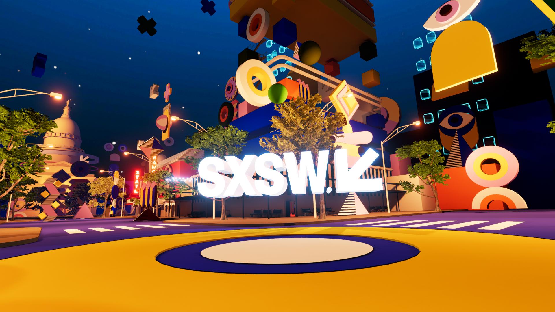 SXSW Online 2021 VR