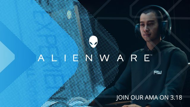 Join Alienware For An AMA 3/18