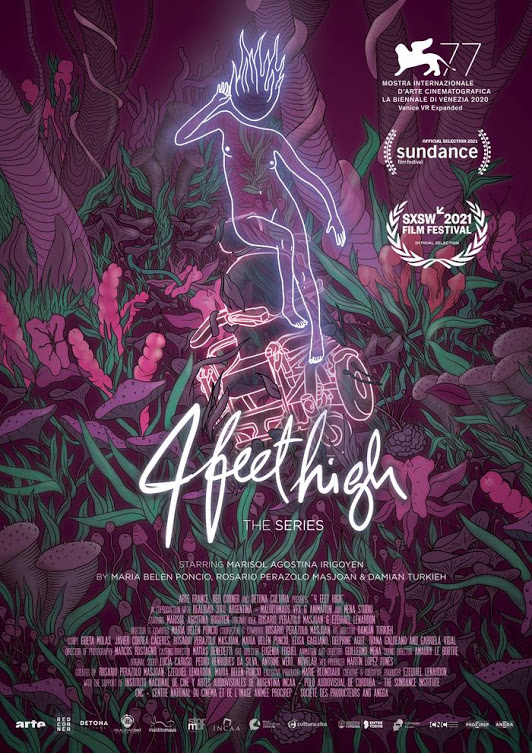 4 Feet High VR directed by Maria Belen Poncio (Director) and Rosario Perazolo Masjoan (Co-Director), Damian Turkieh (VR Director)