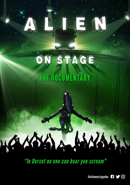 Alien On Stage directed by Danielle Kummer and Lucy Harvey