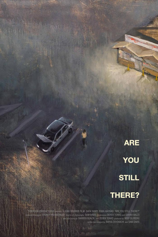 Are You Still There? directed by Rayka Zehtabchi and Sam Davis