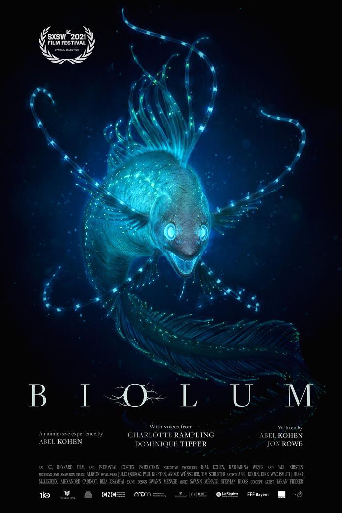 Biolum directed by Abel Kohen