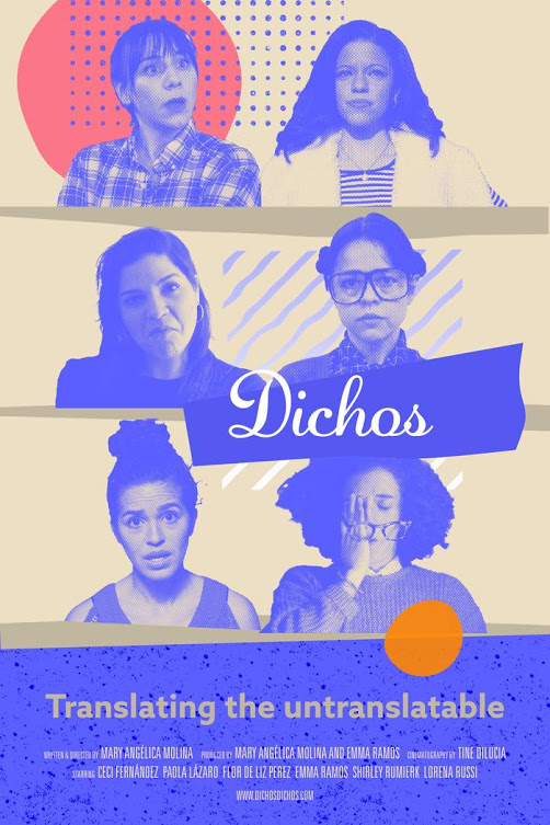 Dichos directed by Gwenaëlle Gobé