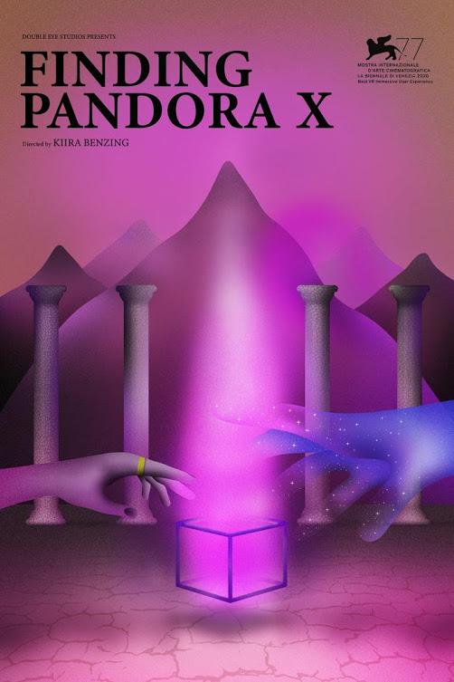 Finding Pandora X directed by Kiira Benzing