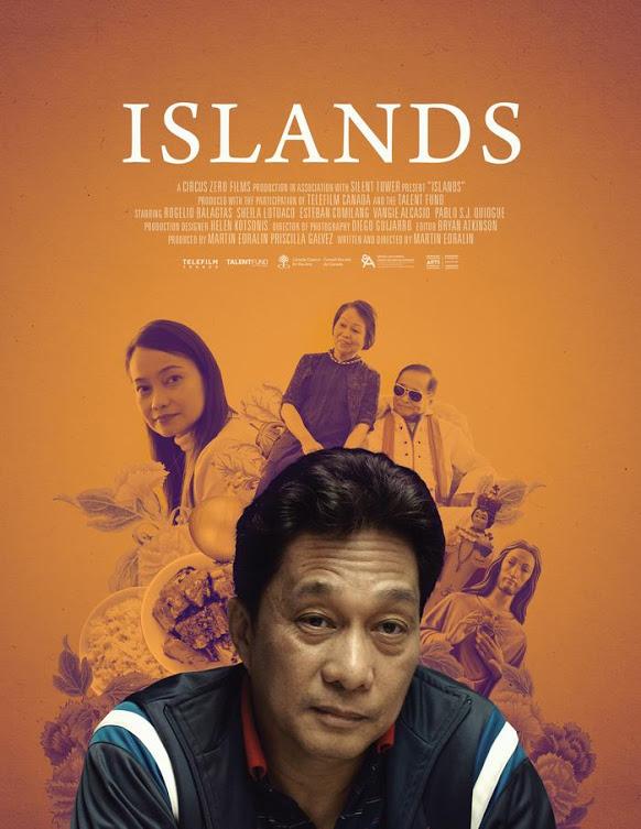 Islands directed by Martin Edralin