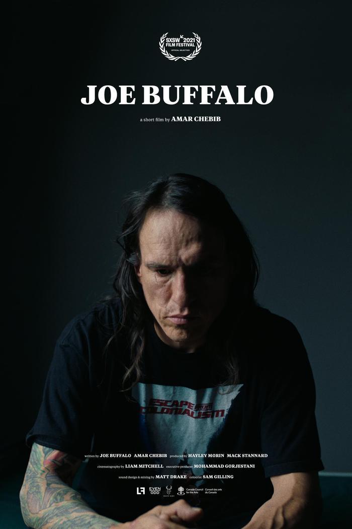 Joe Buffalo directed by Amar Chebib