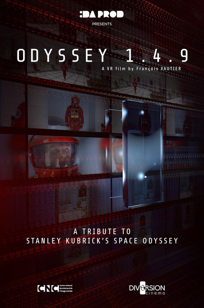 Odyssey 1.4.9 directed by François Vautier