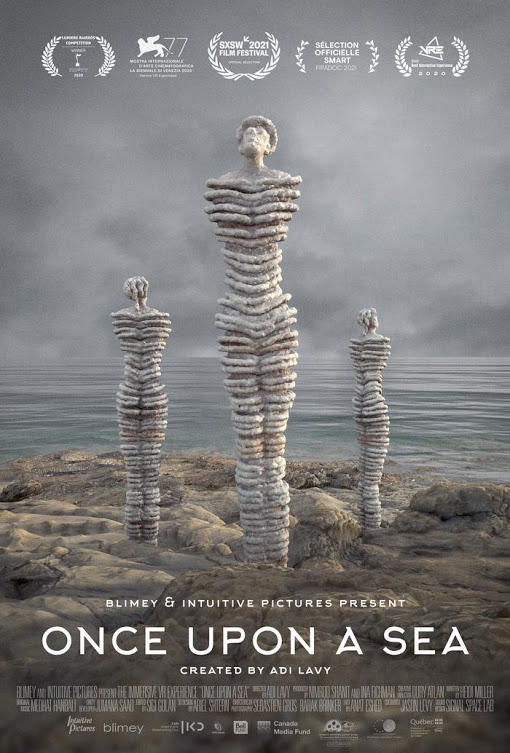 Once Upon a Sea directed by Adi Lavy