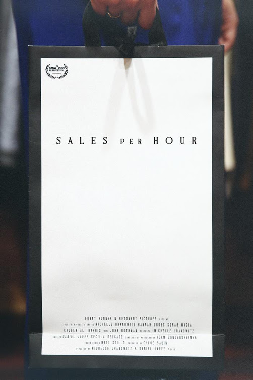Sales Per Hour directed by Michelle Uranowitz and Daniel Jaffe