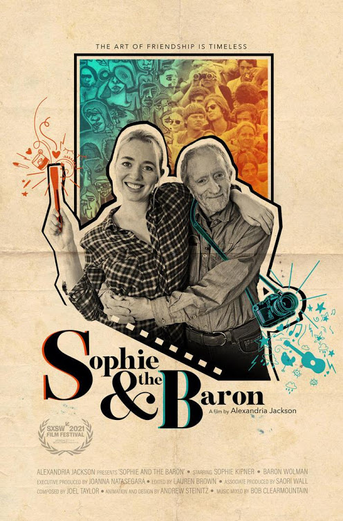 Sophie and The Baron directed by Alexandria Jackson