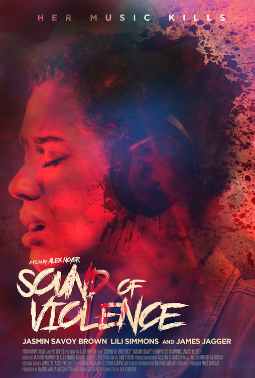 Sound Of Violence directed by Alex Noyer