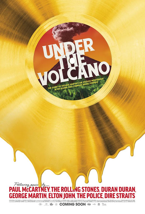 Under The Volcano directed by Gracie Otto