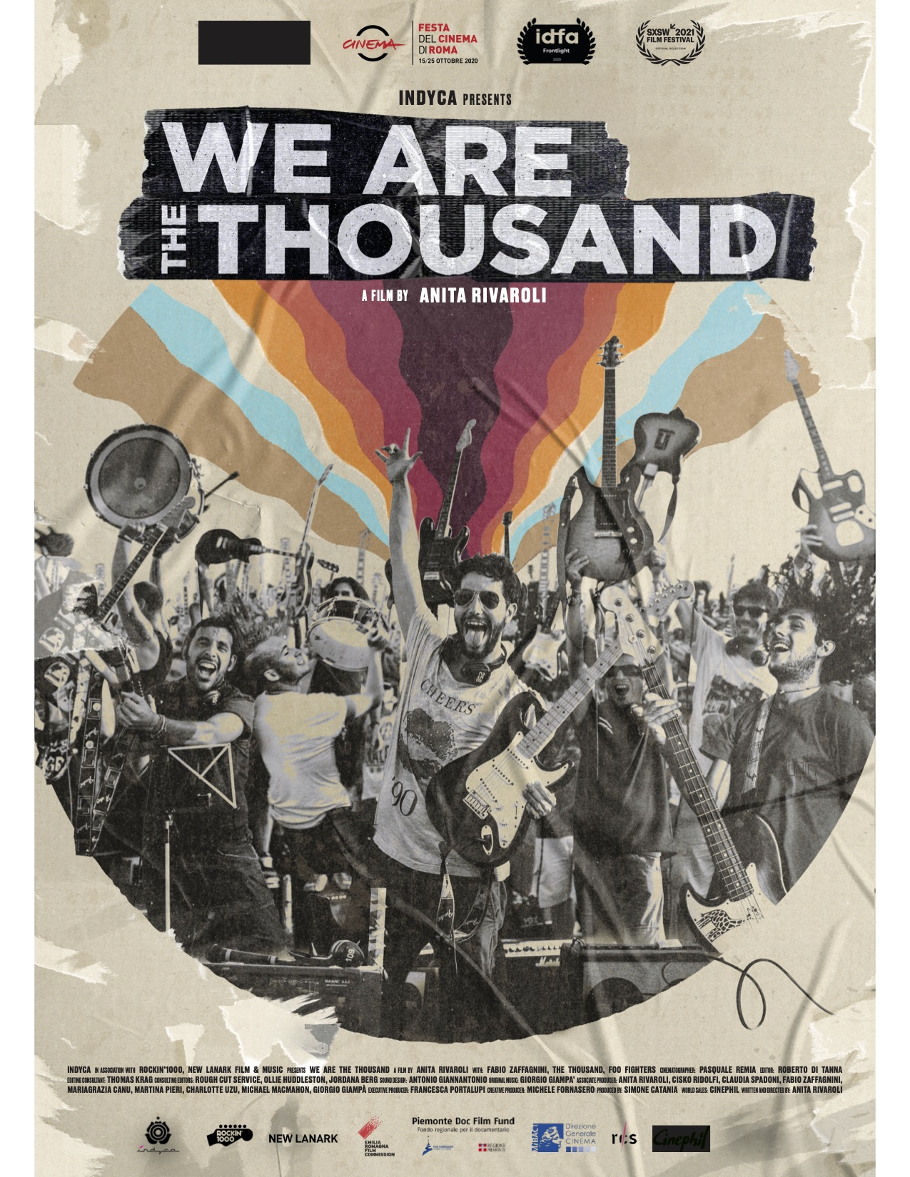 We are the Thousand directed by Anita Rivaroli