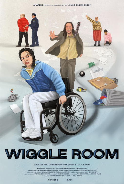 Wiggle Room directed by Sam Guest and Julia Baylis