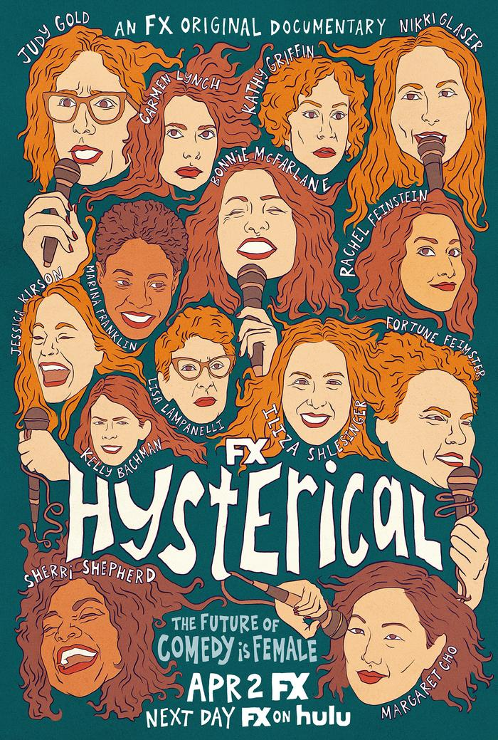 Hysterical directed by Andrea Nevins