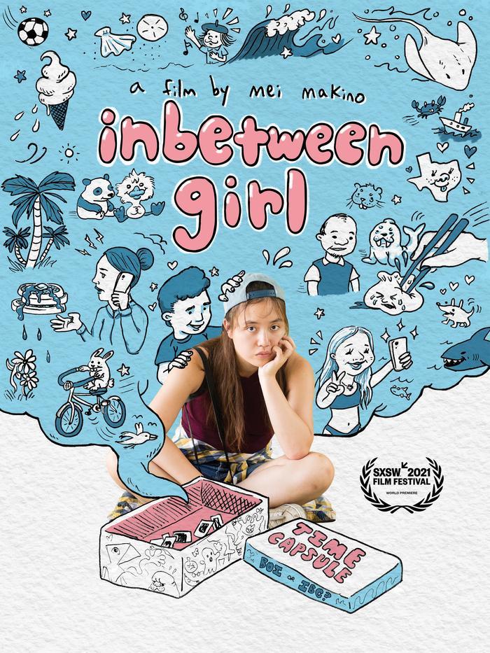 Inbetween Girl directed by Mei Makino