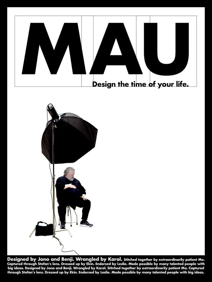 Mau directed by Benji Bergmann and Jono Bergmann