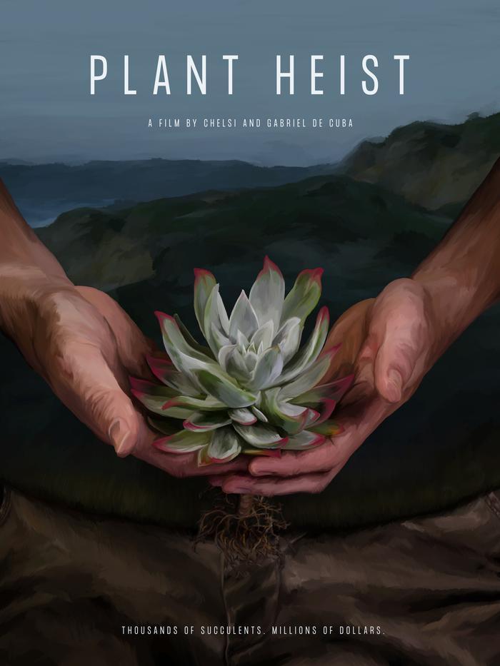 The Plant Heist directed by Chelsi de Cuba and Gabriel de Cuba