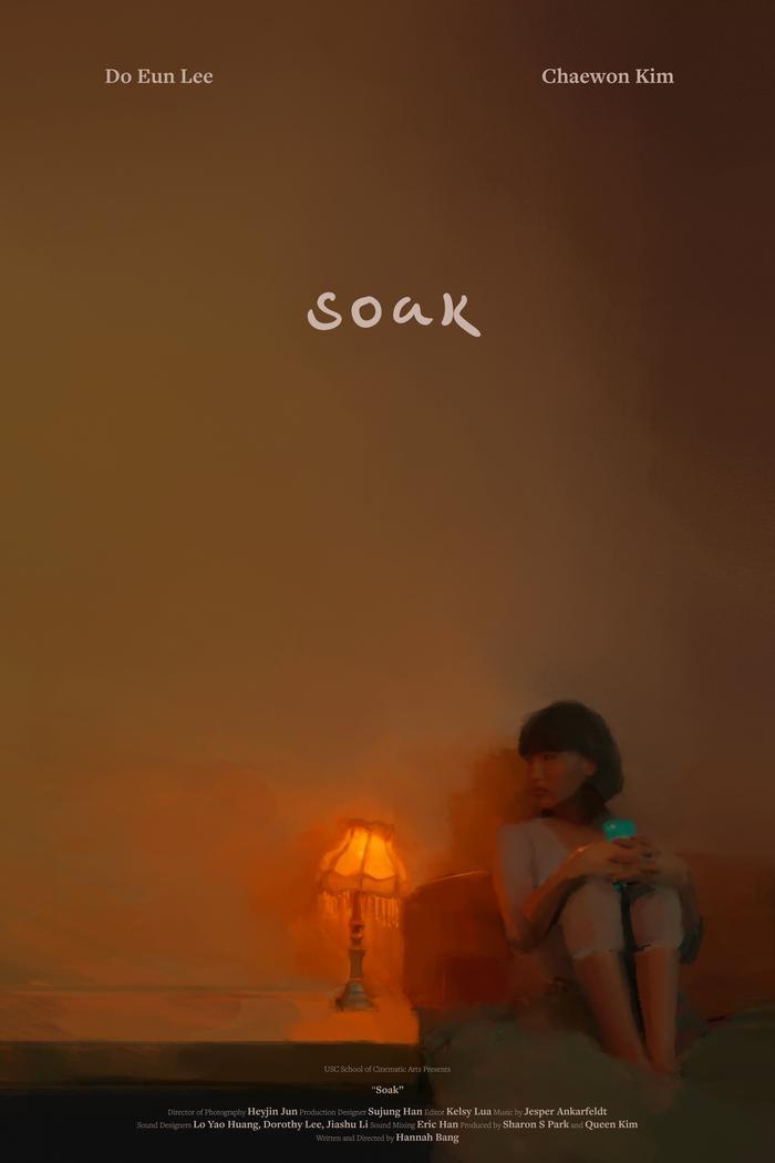 Soak directed by Hannah Bang
