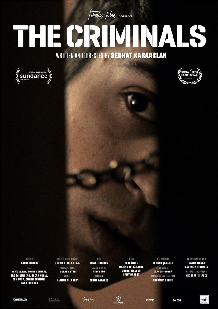 The Criminals directed by Serhat Karaaslan
