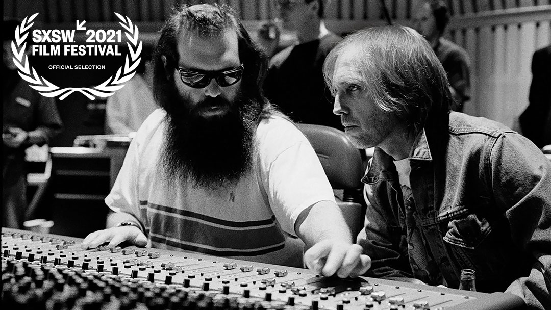 2021 SXSW Film Centerpiece, Tom Petty, Somewhere You Feel Free – Credit Robert Sebree