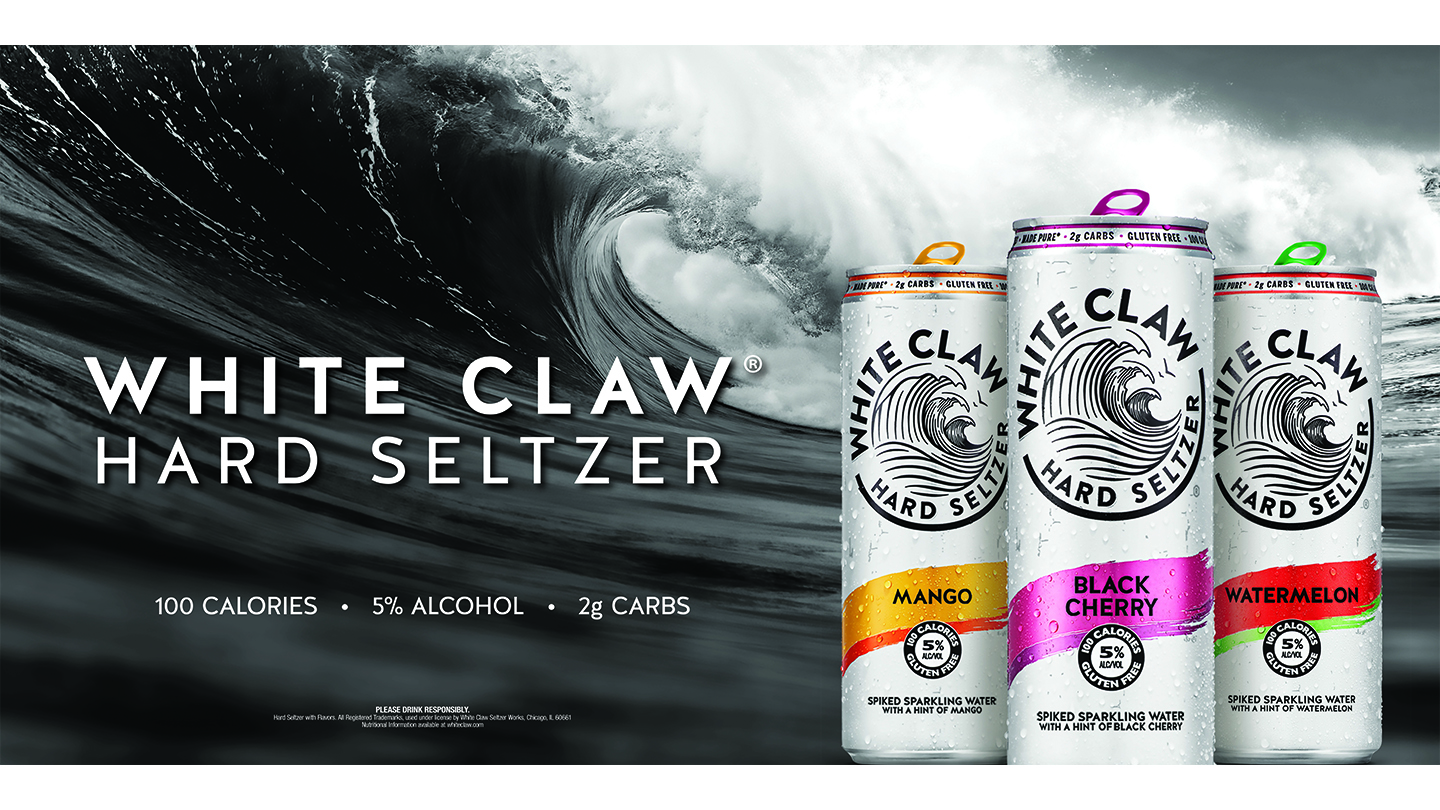 White Claw® Toasts to Innovative Disruptors at This Year's SXSW