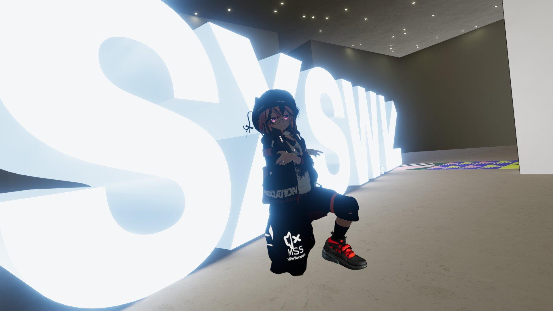 yoikami – SXSW Online XR – SXSW Avatar Dance Contest