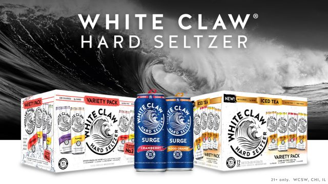 White Claw® Fuels Innovation with New Product & Flavor Launches