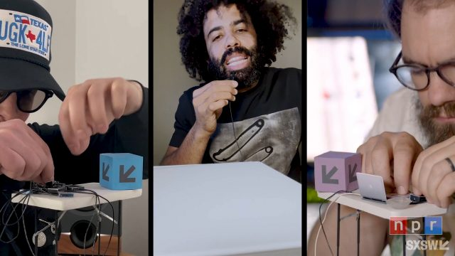 clipping. | Tiny Desk Meets SXSW Showcase