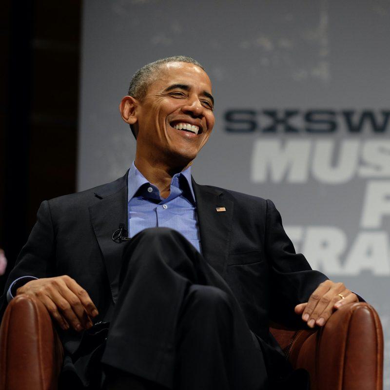 2016 Keynote Barack Obama - Photo by Neilson Barnard/Getty Images for SXSW