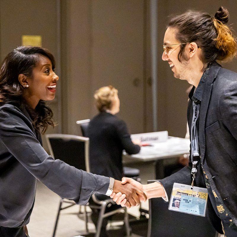 SXSW Mentor Session – 2019 – Photo by Edward Bennett
