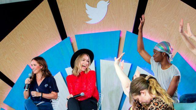 Olivia Wilde at #TwitterHouse – 2019 – Photo by Waytao Shing