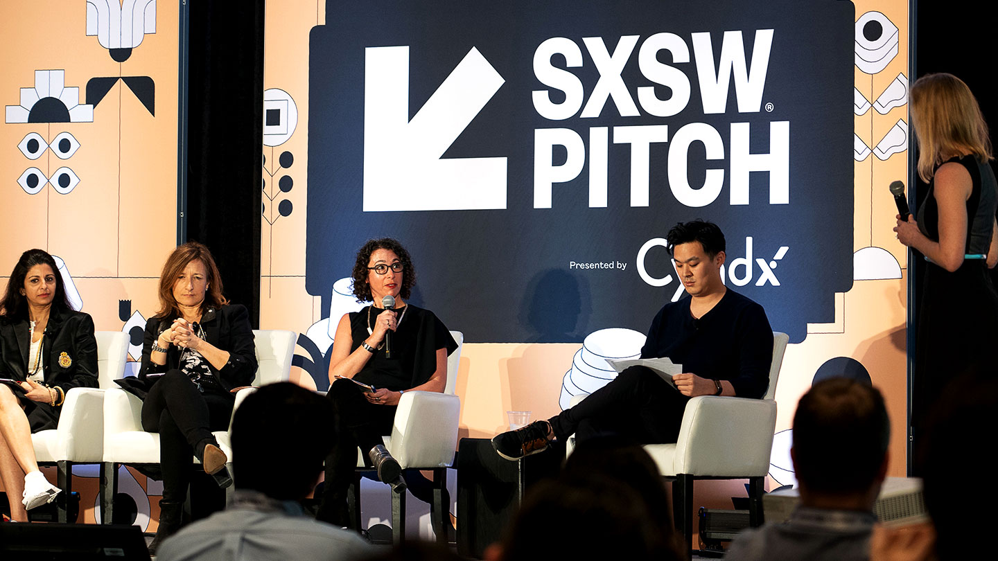 SXSW Pitch Presented by Cyndx – 2019 – Photo by Beverly Schulze